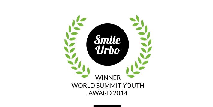 Premio WSYA 2014 SmileUrbo