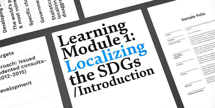Mòdul d'Aprenentatge en Localització dels ODS