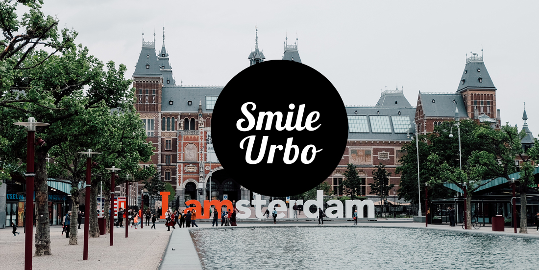SmileUrbo in Amsterdam
